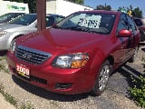 Photo 2009 Kia Spectra LX Sedan/LOW, KMS/MINT!