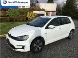 Photo 2015 Volkswagen e-Golf (U.S. Model)