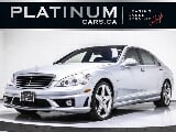 Photo 2008 Mercedes-Benz S63 AMG, NAVI