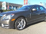 Photo 2012 Mercedes-Benz E550