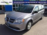 Photo 2016 Dodge Grand Caravan in 100 Mile House,...