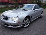 Photo 2003 Mercedes-Benz SL500