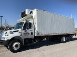 Photo 2009 International 4300%20Reefer%20Truck in...
