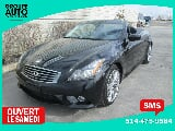 Photo 2013 Infiniti G37 CONVERTIBLE SPORT*NAVI*19POUCES