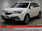 Photo 2013 Acura MDX in Moncton, New Brunswick, $32,688
