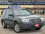 Photo 2007 Subaru Forester 2.5X AWD Rust Free...