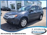 Photo 2012 Subaru Forester 5dr Wgn Auto 2.5X Limited...