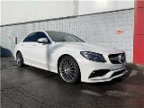Photo 2015 Mercedes-Benz C-Class AMG C 63