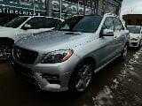 Photo 2014 Mercedes-Benz M-Class 4MATIC 4dr ML 350...