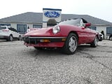 Photo 1989 Alfa Romeo Spider