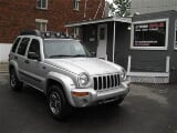 Photo 2004 JEEP LIBERTY Renegade 4X4, CUIR, GR....
