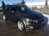 Photo 2016 chevrolet sonic lt
