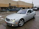 Photo 2001 Mercedes-Benz CL500