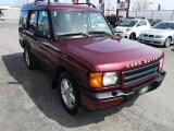 Photo 2002 Land Rover Discovery II in Sainte-Rose,...