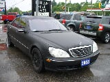 Photo 2003 Mercedes-Benz S500 4MATIC, NAVIGATION