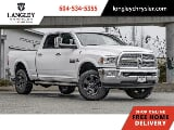 Photo 2017 Ram 3500 Laramie Accident Free/ Locally...