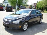 Photo 2011 Chevrolet Cruze LT TURBO W/1SA in...